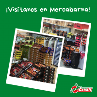 ¡Estamos en Mercabarna!